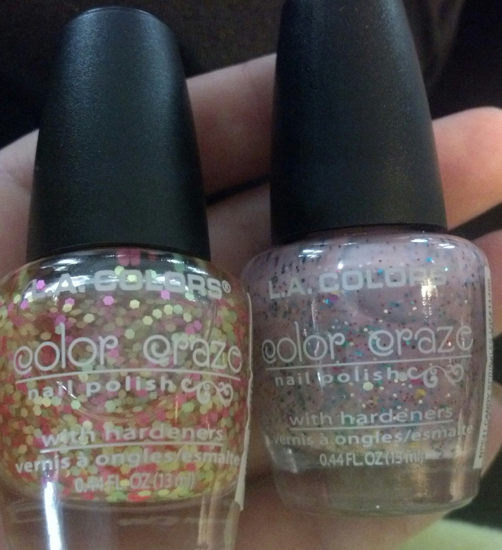 New L.A. Colors Nail Polish spotted at Walmart - You\'re Never Too ...